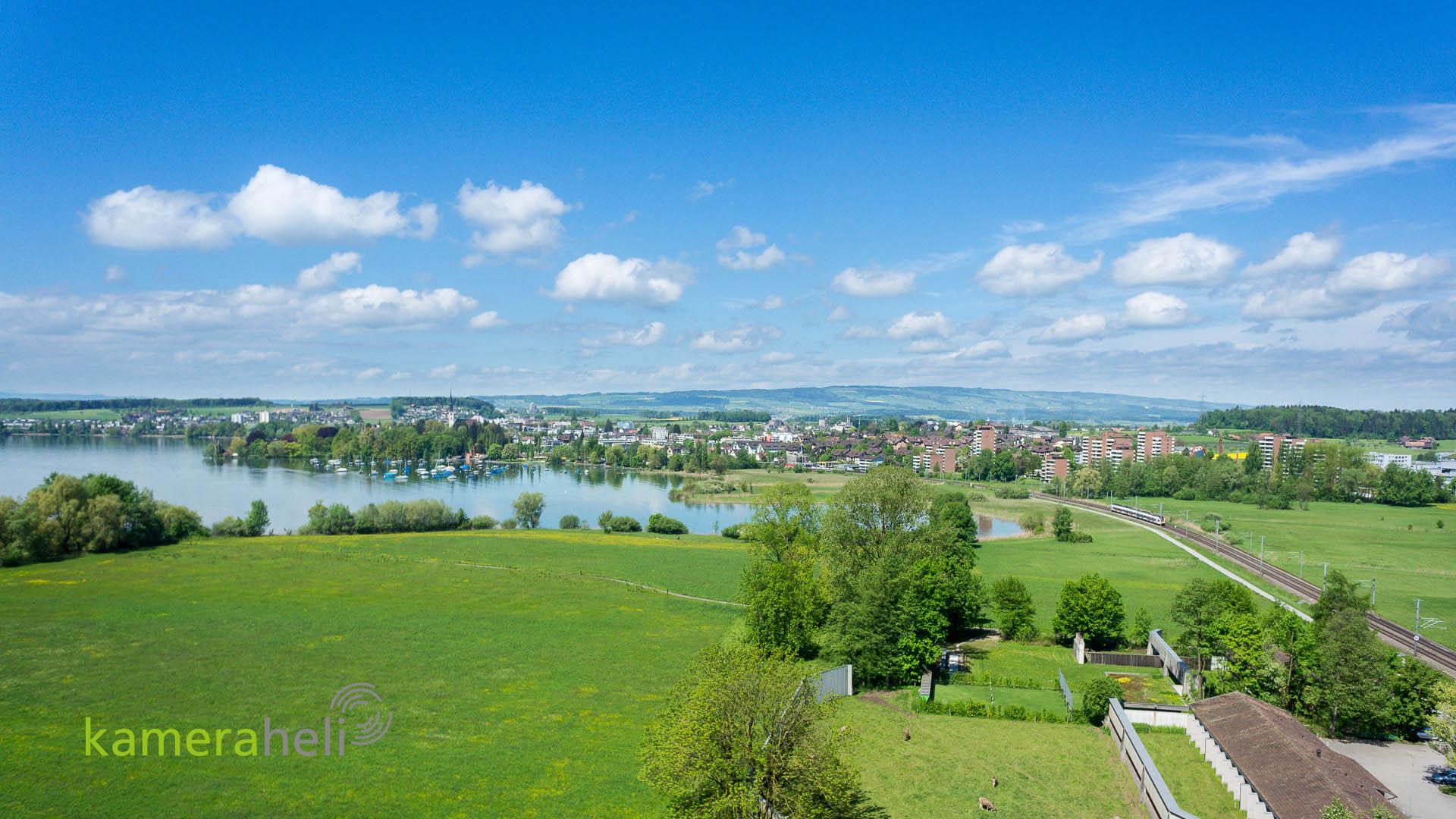 kameraheli @ Cham, Steinhausen, Zug